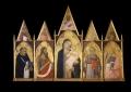Bartolomeo Bulgarini, Madonna col Bambino e santi