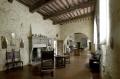 Castello di Gallico il salone