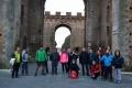 foto di gruppo porta romana