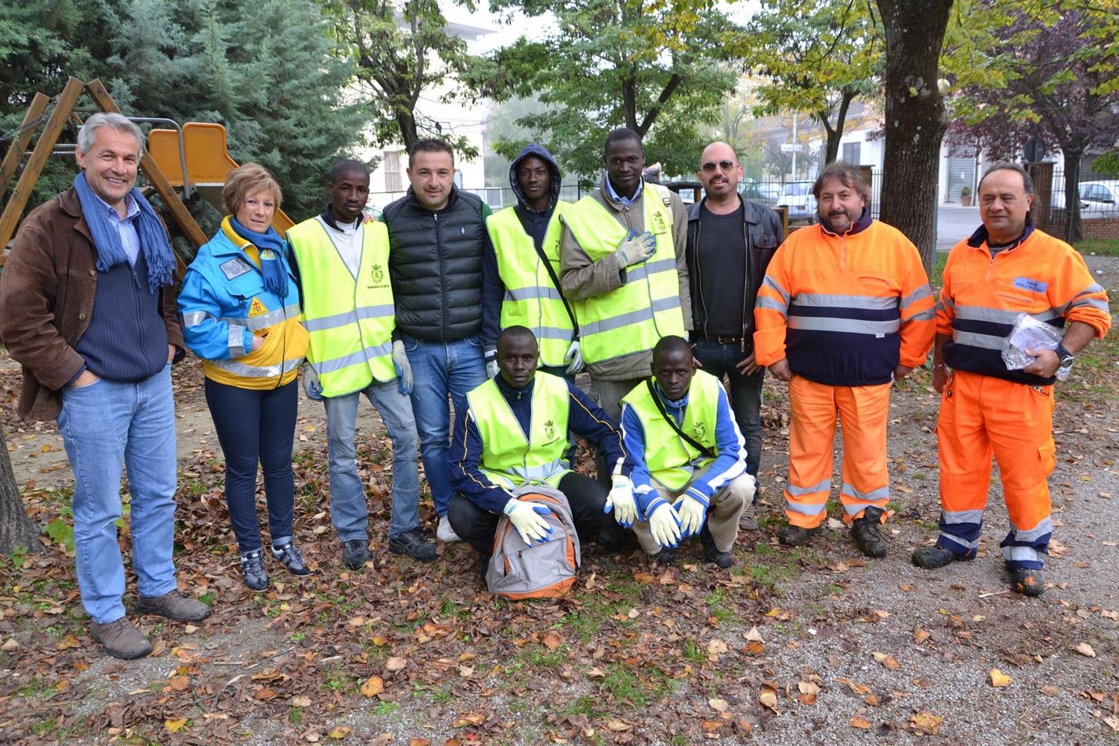 profughi chiusi a lavoro (1)