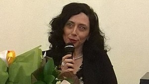 L'autrice Alessandra Cotoloni