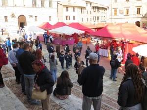 Cioccolando in Piazza Grande