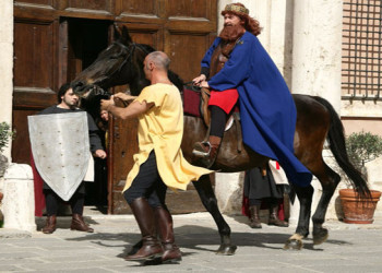 Festa del Barbarossa San Quirico
