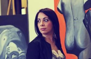 """L""""artista Pamela Fatighenti"""
