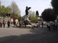 Rapolano, piazza Repubblica