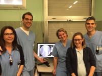 Scotte team Cardiologia impianto Cuore