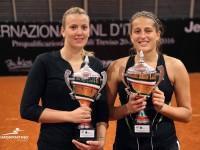 Tennis Maria Masini e Giorgia Machetti