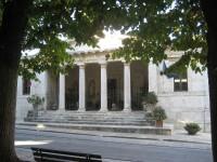 museo chiusi esterno