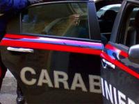 carabinieri auto sportello