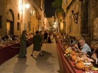 Certaldo Cena Medievale - foto di Manrico Tiberi