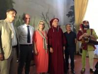 Monteriggioni conferenza festa