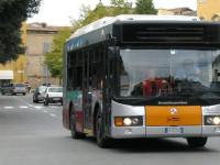 bus in strada