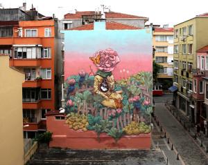 street art Rustam QBic