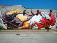street art Zed1_integrate yourself