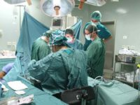 Scotte sala operatoria chirurgia trapianti rene