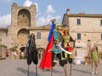 festa medievale Monteriggioni 2016 2