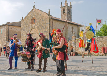 festa medievale Monteriggioni 2016 4