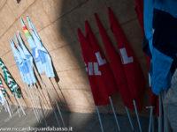 sindacati mps bandiere tribunale