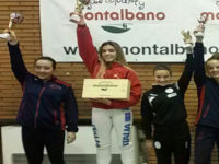 Emma Petrini - Trofeo Granducato (Gen 2017)