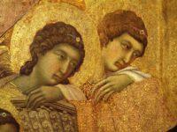 angeli maestà