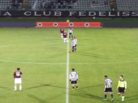 robur siena partita