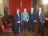 Firma convenzione biglietteria Santa Maria Scala