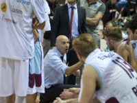 Nunzi (coach Rieti) time out