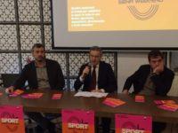 Sport Siena Week End conferenza