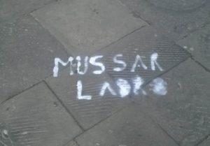 mussari scritta