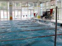 piscina acqua calda