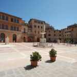 Castelnuovo Berardenga - Piazza Marconi