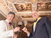 Chianti-Champagne Antoine Roland-Billecart e Sergio Zingarelli