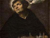 Raffaello Vanni, Beato Ambrogio,1650 circa