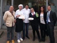 docenti, studentesse e chef De Agostinis