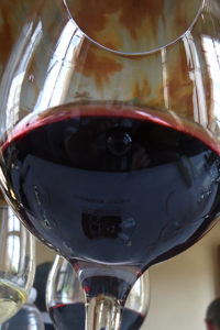 Orcia Wine Festival vino bicchieri