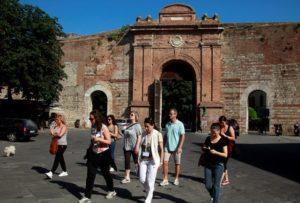 Porta Camollia Trekking