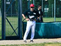 Baseball Il manager bianconero Giusti