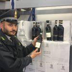 GdF contraffazione vino