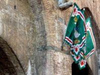Oca bandiere Fonti Fontebranda