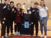 Cus Spada regionale - squadra u14