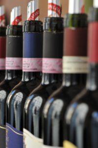 Vino nobile bottiglie
