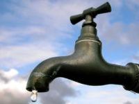 acqua rubinetto-siccita