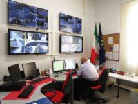 vigili urbani videosorveglianza centrale operativa