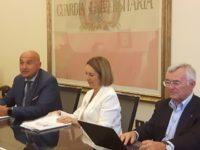 Frati_Medaglini_Rappuoli_conferenza stampa