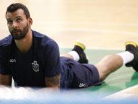 Marco Ferreira in maglia Emma Villas Siena