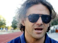 Virtus coach Tozzi raduno (2017)