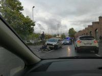incidente due ponti