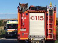vigili del fuoco 115 e ambulanza