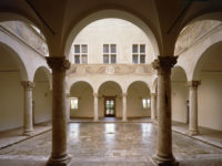 Pienza Cortile Pal Piccolomini