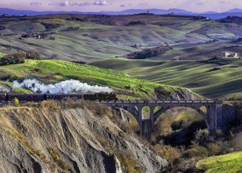 Treno Natura e le Crete Senesi